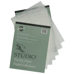 "Hilroy Studio Tracing Paper 9"" X 12"" 44 Sheets"