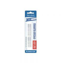 Staedtler Eraser Stick Refill 2/pkg