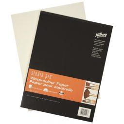 "Hilroy Studio Pro Watercolour Book 9"" X 12"" 15 Sheets"