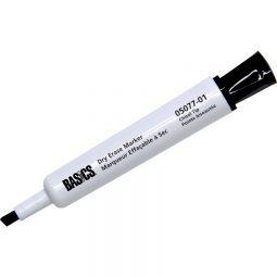 Basics Whiteboard Marker Black