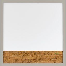 Quartet Cork Board Combo