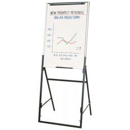 Quartet Futura Convertible Presentation Easel With Whiteboard