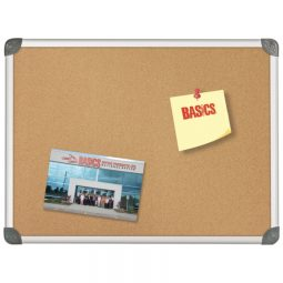 "Quartet Euro Bulletin Board 36""x48"""
