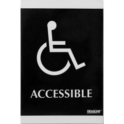 """""""Accessible"""" Sign"""