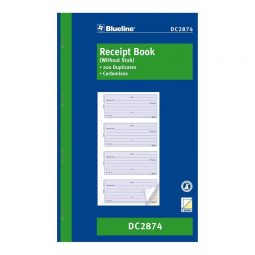 Receipt Book Duplicate