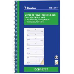 Receipt Book Duplicate 200/book Bil