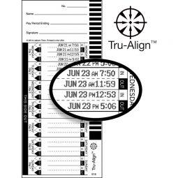 Tru-align Card 100/pkg