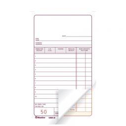 NCR Order Book Bilingual 10/Pkg
