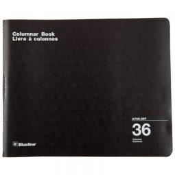 "Blueline A769 Columnar Book 12"" X 14-15/16"" 36-Column 80 Pages"