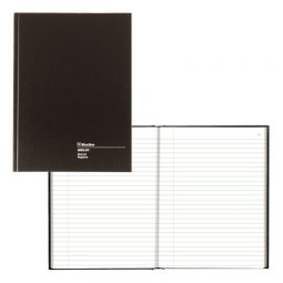 """Blueline A82 Account Book 10-1/4"""" X 7-11/16"""" Record 112 Pages"""