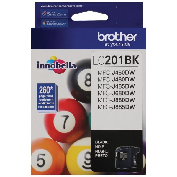 Brother Inkjet Cartridge LC201