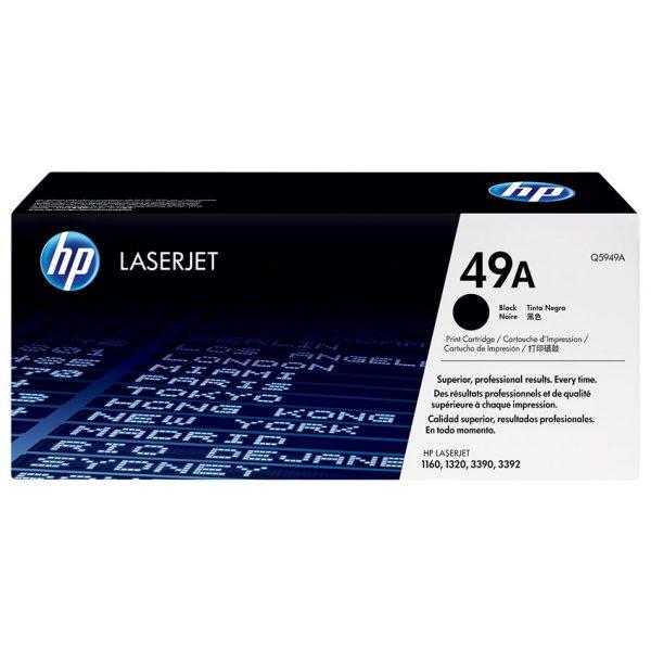 HP Laser Cartridge 49A