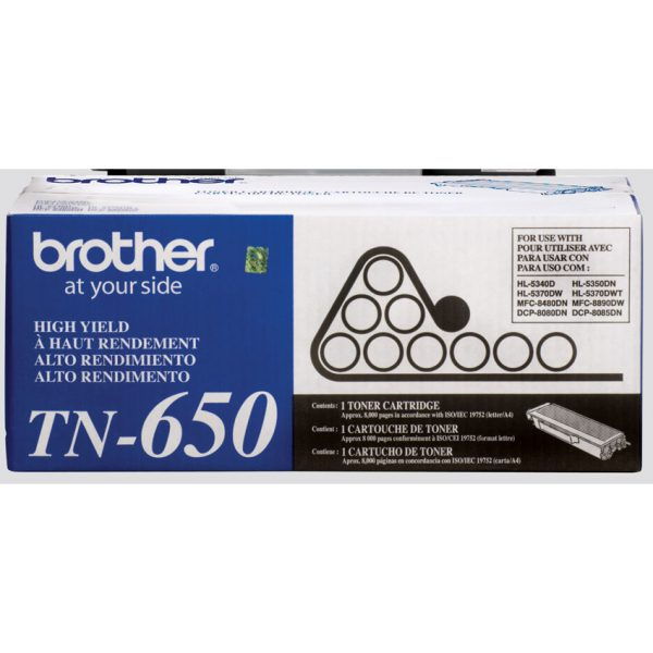 Brother Laser Cartridge TN-650
