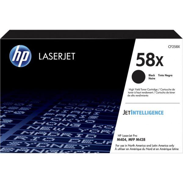 HP Laser Cartridge 58X