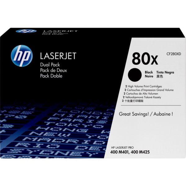 HP Laser Cartridge 80X