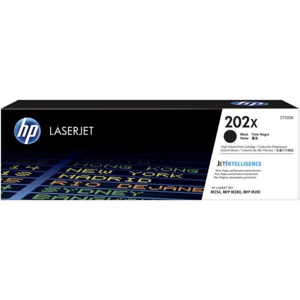 HP Laser Cartridge 202X