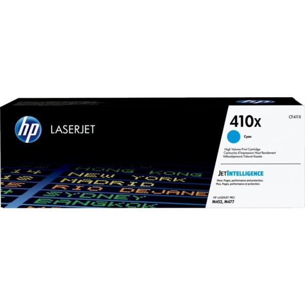 HP Laser Cartridge 410X