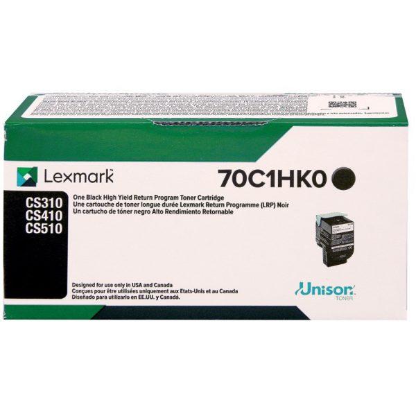 Lexmark Laser Cartridge 701HK