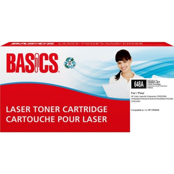 Compatible Laser Cartridge Yellow