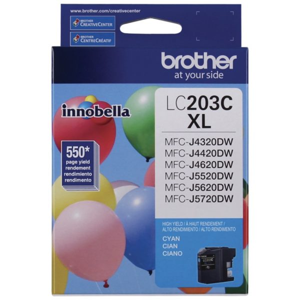 Brother Inkjet Cartridge LC-203
