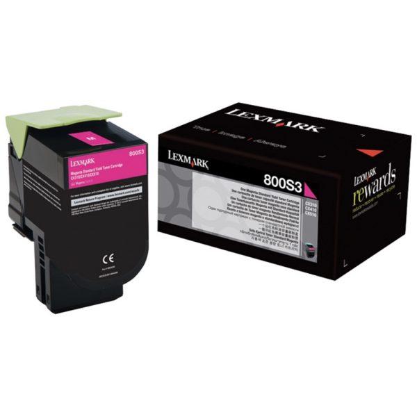 Lexmark Laser Cartridge 800S