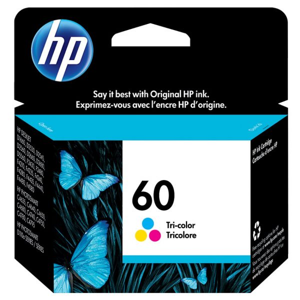 HP Inkjet Cartridge 60