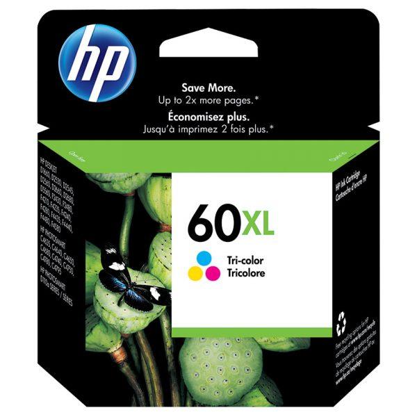 HP Inkjet Cartridge 60XL