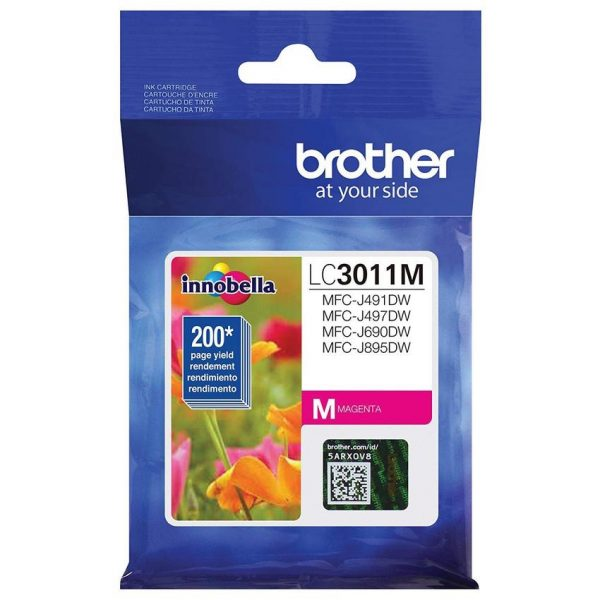 Brother Inkjet Cartridge LC3011