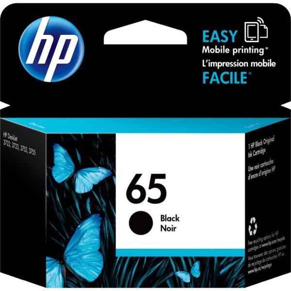 HP Inkjet Cartridge 65