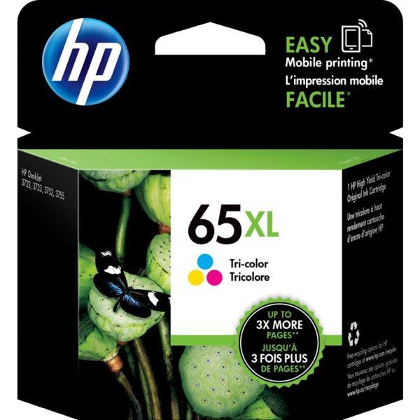 HP Inkjet Cartridge 65XL