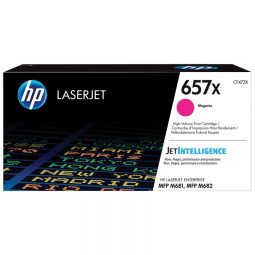 HP Laser Cartridges 657X