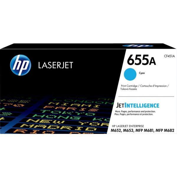 HP Laser Cartridge 655A