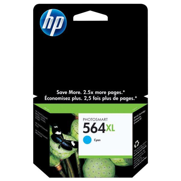 HP Inkjet Cartridge 564XL