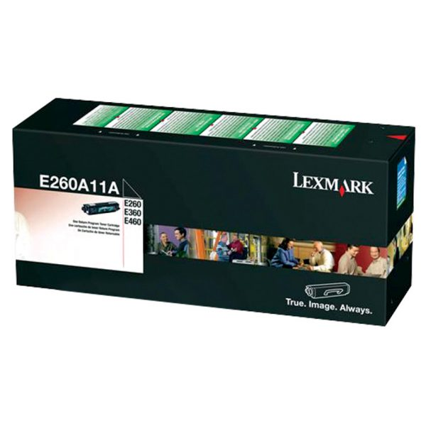 Lexmark Laser Cartridge E260A11A