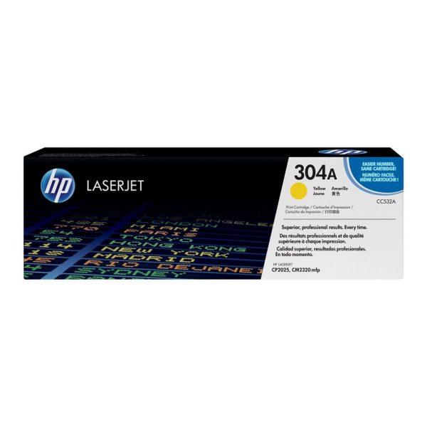HP Laser Cartridge 304A