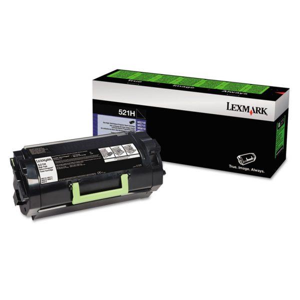Lexmark Laser Cartridge 521H