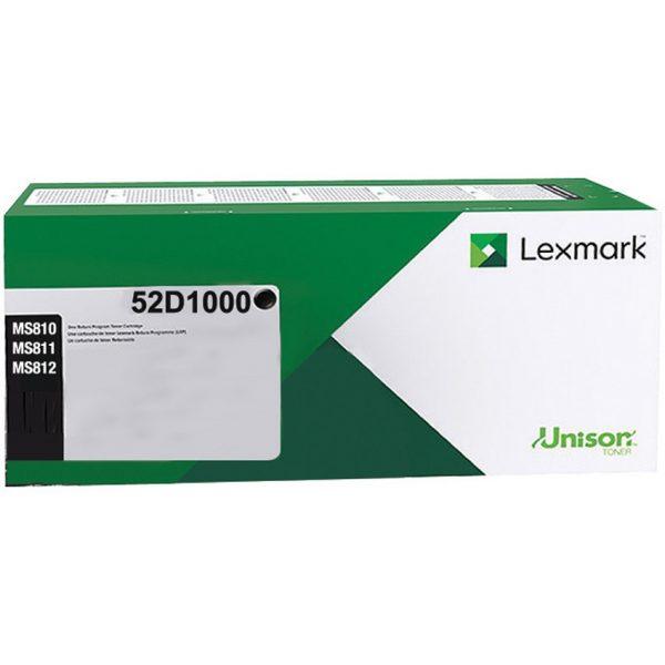 Lexmark Laser Cartridge 521