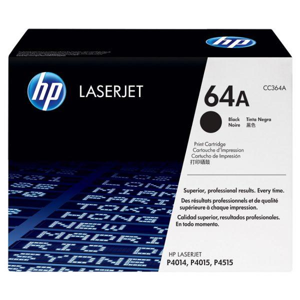 HP Laser Cartridge 64A