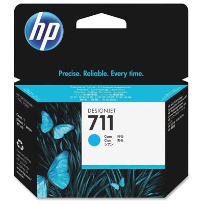 HP Inkjet Cartridge 711