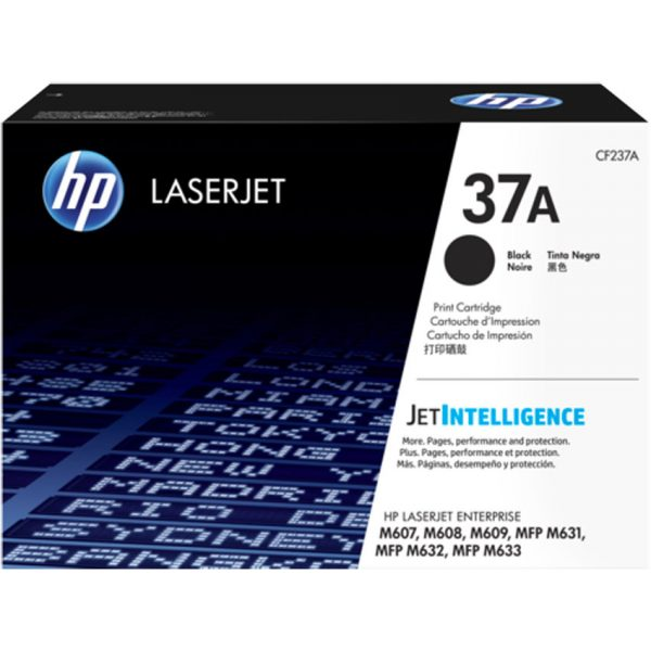 HP Laser Cartridge 37A