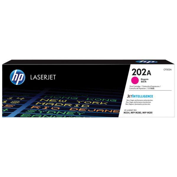 HP Laser Cartridges 202A