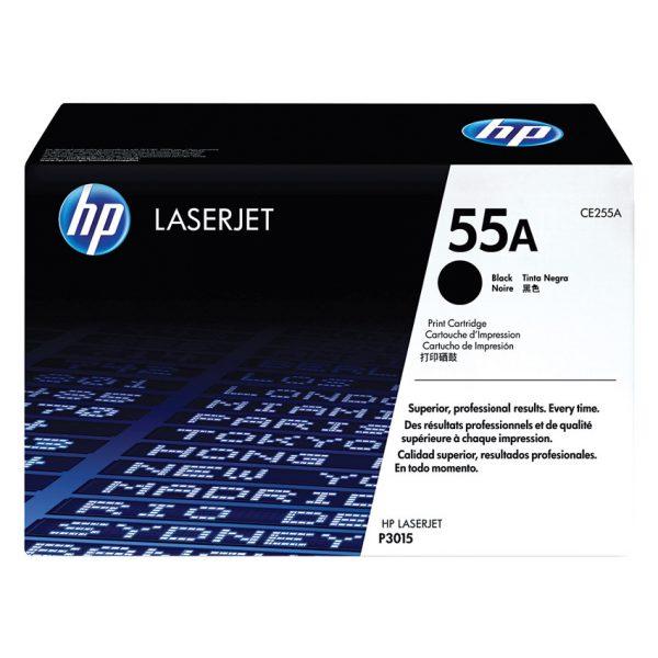 HP Laser Cartridge 55A