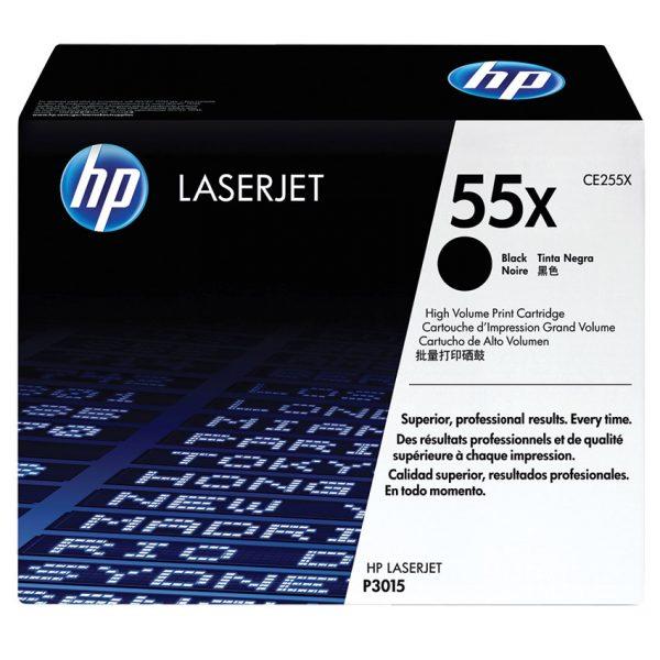 HP Laser Cartridge 55X