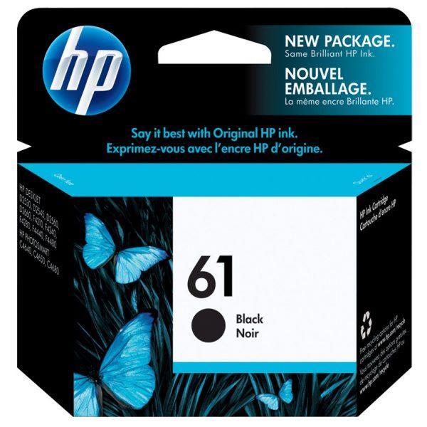 HP Inkjet Cartridge 61
