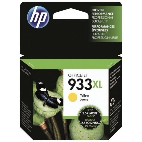 HP Inkjet Cartridge 933XL