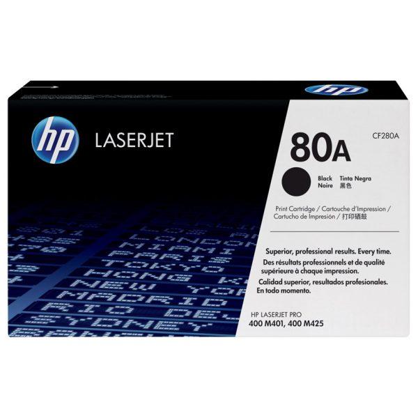 HP Laser Cartridge 80A