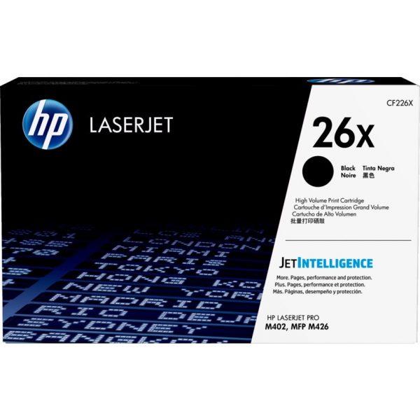 HP Laser Cartridge 26X
