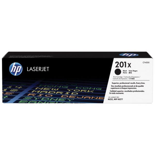HP Laser Cartridge 201X