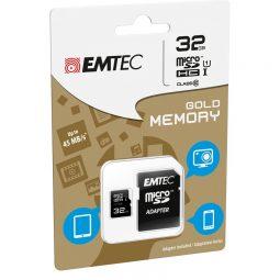 Emtec™ Micro SDHC Memory Card 32 GB
