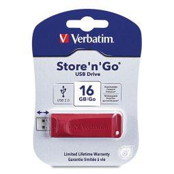 Verbatim® Store'n'Go® USB 2.0 Drive